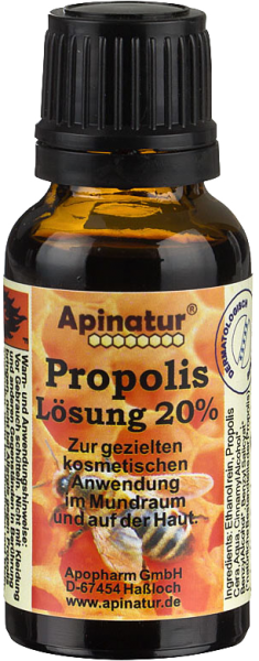 Propolis Lösung 20%