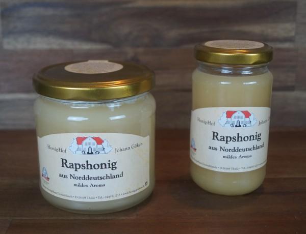 Norddeutscher Rapshonig